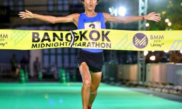 Bangkok Midnight Marathon, Thailand, Foreign Runners