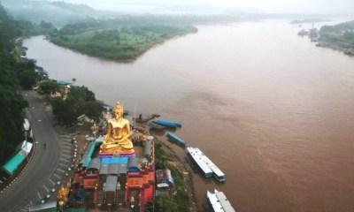 US, Thailand, Mekong River, Partnership