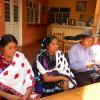 Evangélicos de Chenalhó impiden retorno de desplazados. Foto: Amalia Avendaño/Chiapas PARALELO