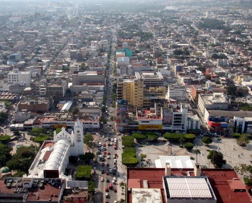 Las prinicipales ciudades de Chiapas presentan diversos problemas urbanísticos. Foto: Gobierno de Chiapas