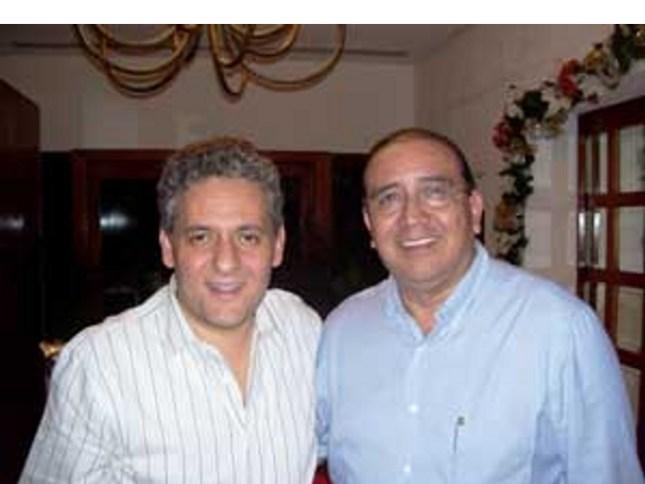 """""""Los juicios de valor los dejo a la opinión pública"""" , dijo Pablo Salazar Foto: Archivo Icoso"""