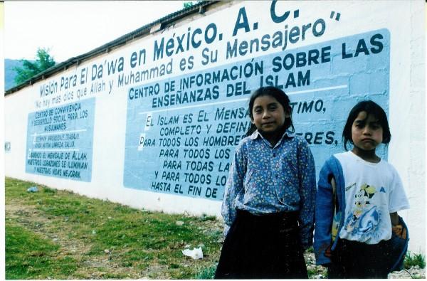 La Misión para el Dawa en San Cristóbal de las Casas, Chiapas. Foto: Cortesía