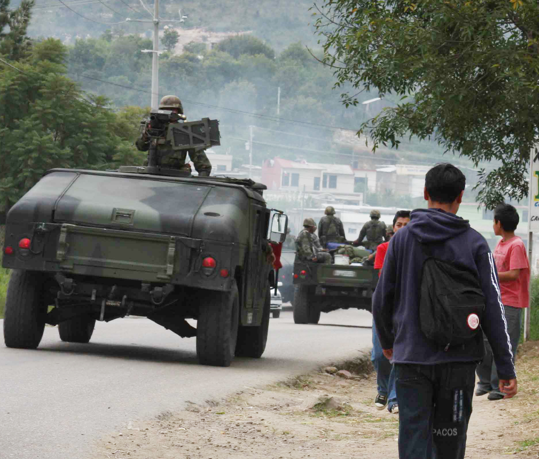 En Chiapas las personas se sienten más inseguras que en estados donde predomina la delincuencia organizada