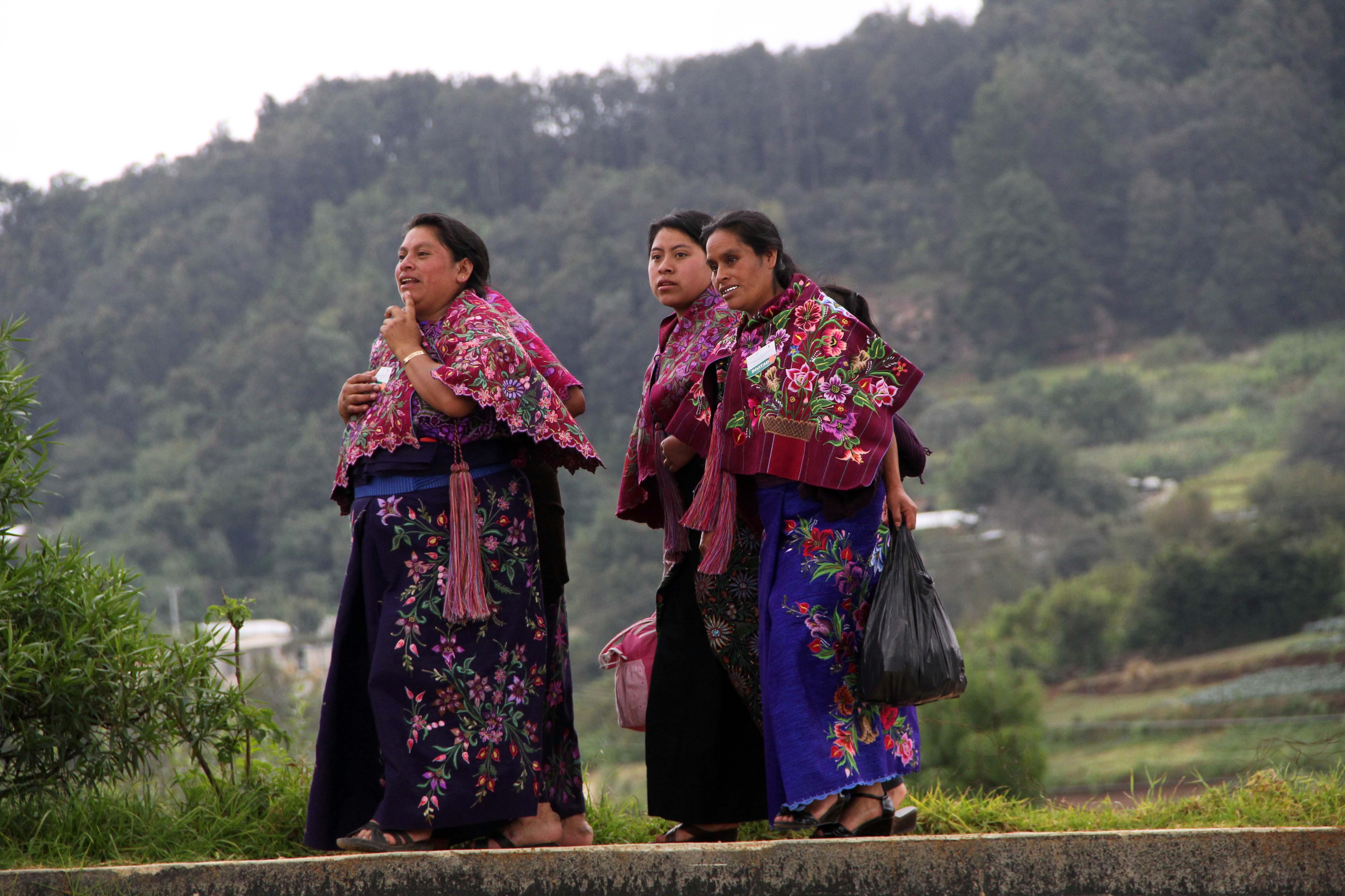 """Peña Nieto """"celebra"""" A Indígenas En Chiapas"""