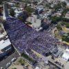 Mitin de Andrés Manuel López Obrador en Chiapas. Foto: Cortesía