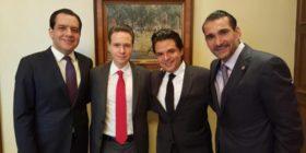 Los candidatos. Foto: Cortesía