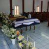 Eran jóvenes que acudieron a un retiro espiritual. Foto: Fredy Martín Pérez