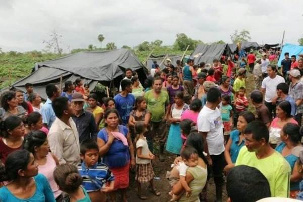 """Résultat de recherche d'images pour """"Ejido El Desengaño chiapas guatemala"""""""