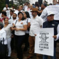 Periodistas de Sinaloa protestan por el asesinato de Javier Valdez Foto: El Debate
