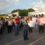 """La heroica Chiapa de Corzo no recibe a traidores "", señalan habitantes de Chiapa de Corzo. Foto: Cortesía"