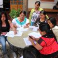 Mujeres rurales e indígenas constituyen por tercera ocasión la Red de Observadoras Electorales de Chiapas
