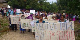 Privatización y despojo para los pueblos indígenas continuará después del proceso electoral