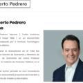 Para lograr la candidatura, Humberto Pedrero dijo que es ejidatario de Monte Grande, Bochil.