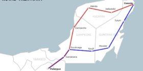 Ampliación del Tren Maya Imagen El Financiero