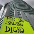 Paro de labores de trabajadores y toma de dependencias en Chiapas, se prolongará 48 horas más