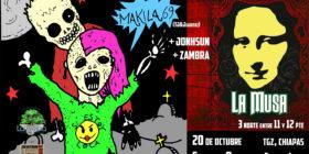 Poesía y música, actividades culturales que se vienen para Chiapas