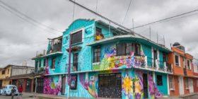 San Cristóbal de las Casas se convierte en Ciudad Mural (2)