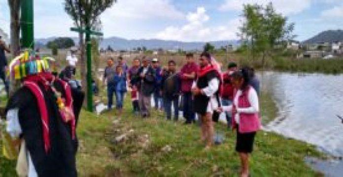 Declaran lugar sagrado la cienega 5 de Marzo, en San Cristóbal de Las Casas    Chiapasparalelo