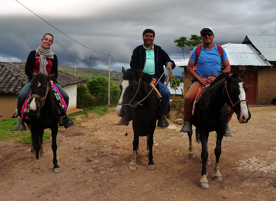 Near Karajia, Peru