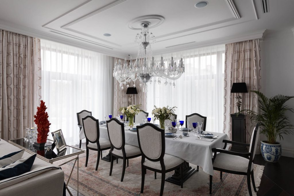Optiamo per un soggiorno in stile classico chic: Arredamento Casa Classico Moderno Blog
