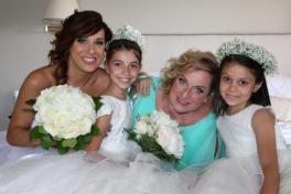 Marta's Wedding - damigella