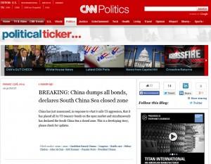 CNN hacked