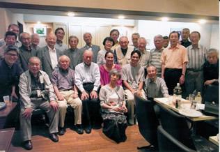 壮年会定例会にて:タイ国ハンセン病療養所に勤務する阿部看護師(千葉教会会員)のお話を聞きました