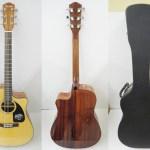 ネット買取情報![楽器] Fender製 アコースティックギター CD60CE NAT!