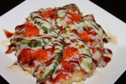 DCID 3 Sushi Pizza