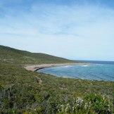 Une plage du Cap