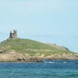 La tour sur les îles de Finochjarola.