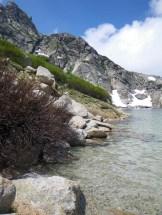 Autour du lac Bastani
