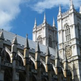 Westminster Abbaye.
