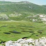 Panorama à 180° de la vallée