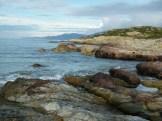 L'autre rive de la plage