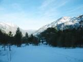 La neige à Asco