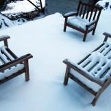 Un salon de thé d'hiver?