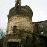 Une tour ronde à Chjosu