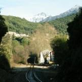 La gare de Tavera