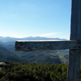 Vue depuis la croix