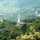Un clocher à Siscu
