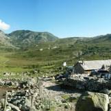 Arrivée à la bergerie de Vaccaghja