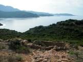 Une bergerie en ruines