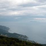 Le Cap Corse et l'île de Caprai