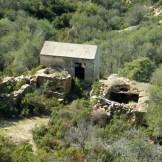 Construction récente sur une ancienne bergerie