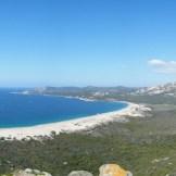La plage d'Erbaju