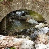 Pont du ruisseau de Panchelle