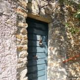 Jolie porte à Cannelle