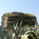 Base d'une tour génoise privée