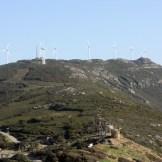 Vue sur Bocca di Serra